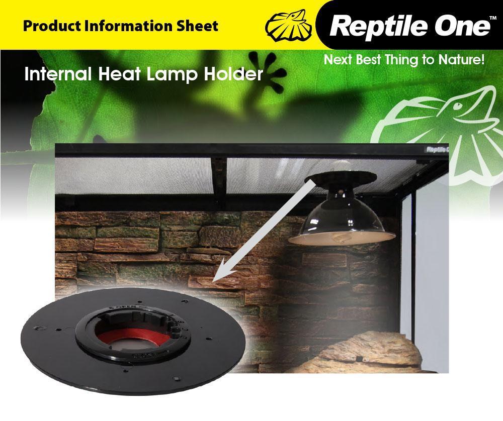 Internal Heat Lamp Holder